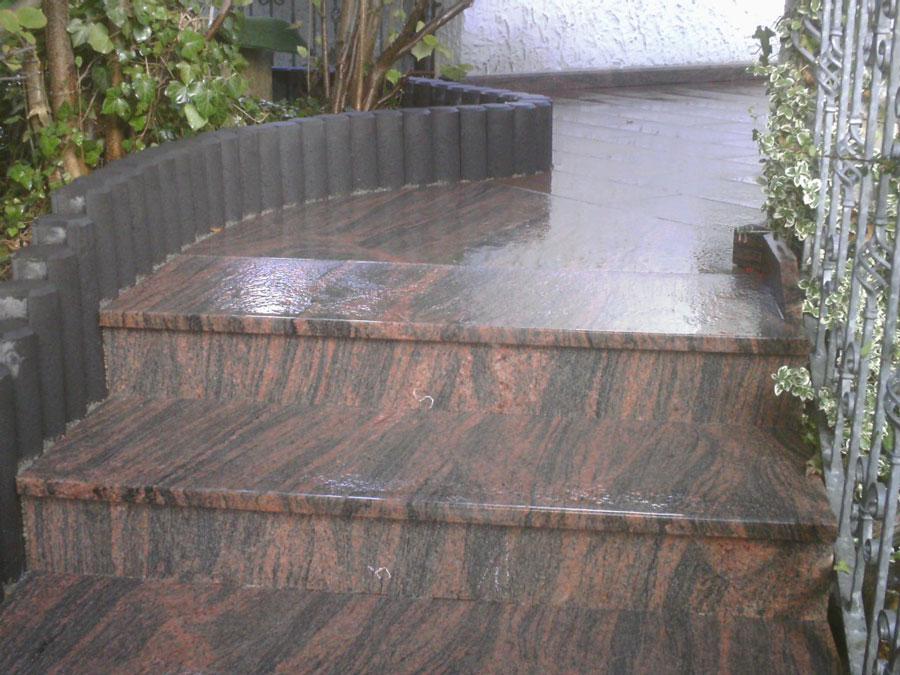 Produkte Außenbereich Capro Marmor