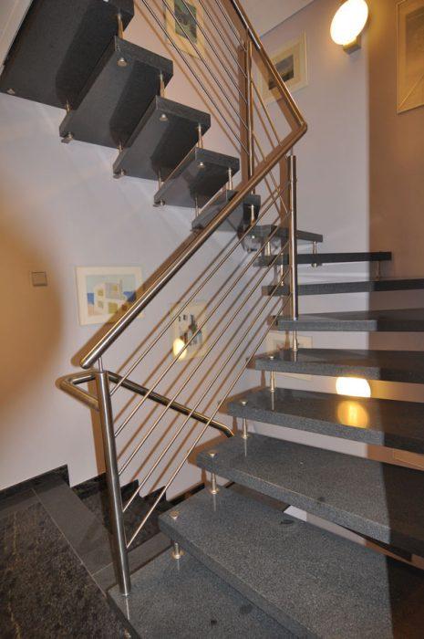 Treppe Innenausstattung Capro Marmor Oebisfelde Wolfsburg